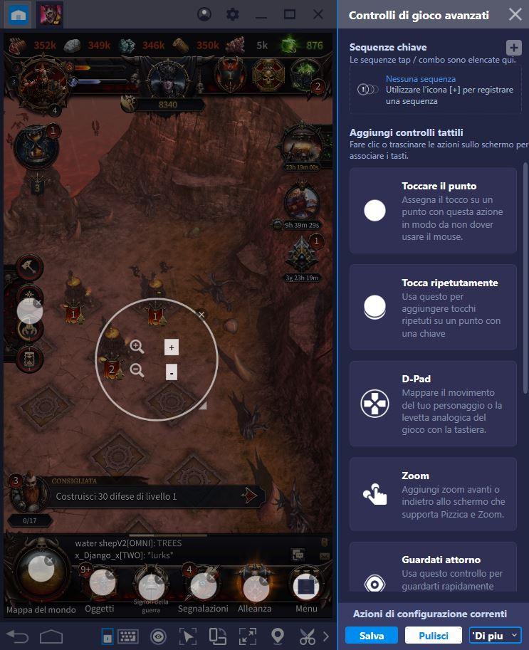 Gioca Warhammer Chaos & Conquest con Bluestacks