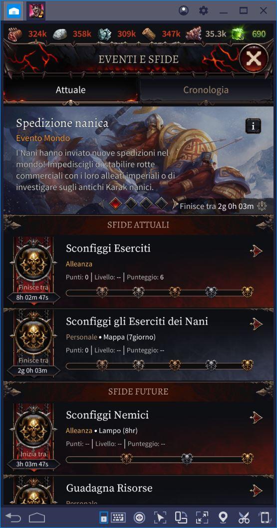Trucchi e Consigli per Warhammer Chaos & Conquest – Domina il Caos!