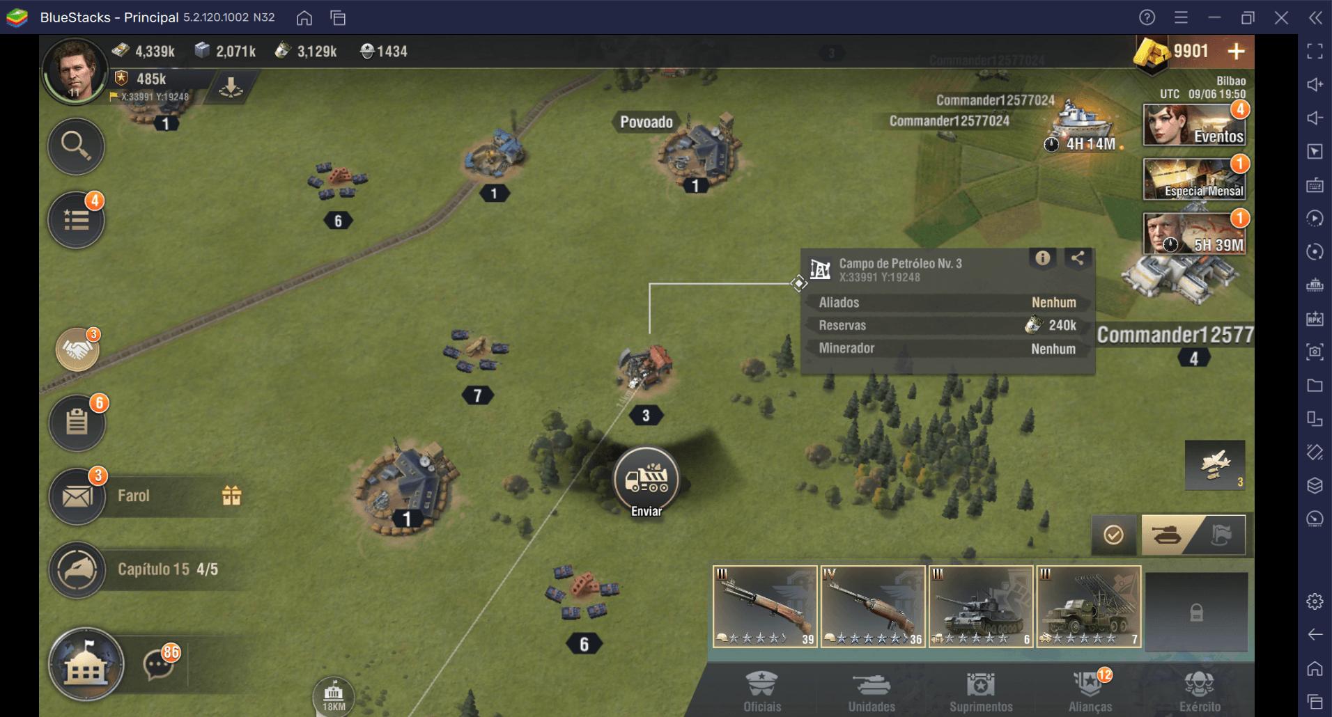 Torne-se o maior comandante de Warpath com este Guia de Iniciantes