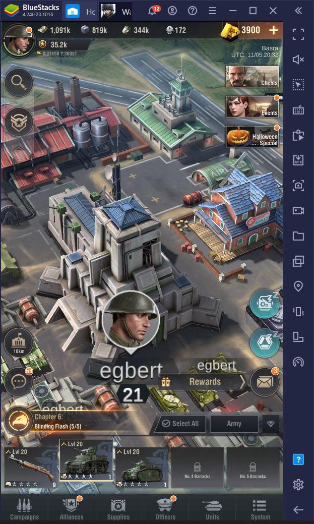 Warpath auf dem PC – So verwendest du unsere BlueStacks-Werkzeuge, um deine Feinde zu zerstören