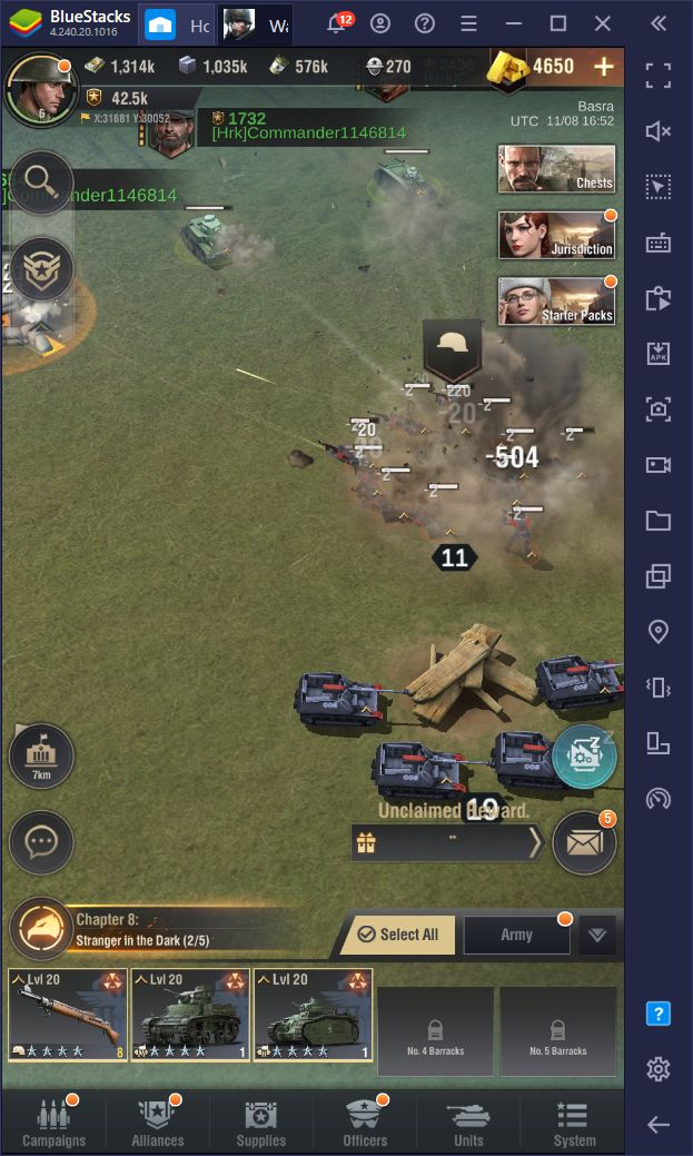 Warpath on PC – How to Install and Play This New Mobile Strategy Game on Your Mac or PC