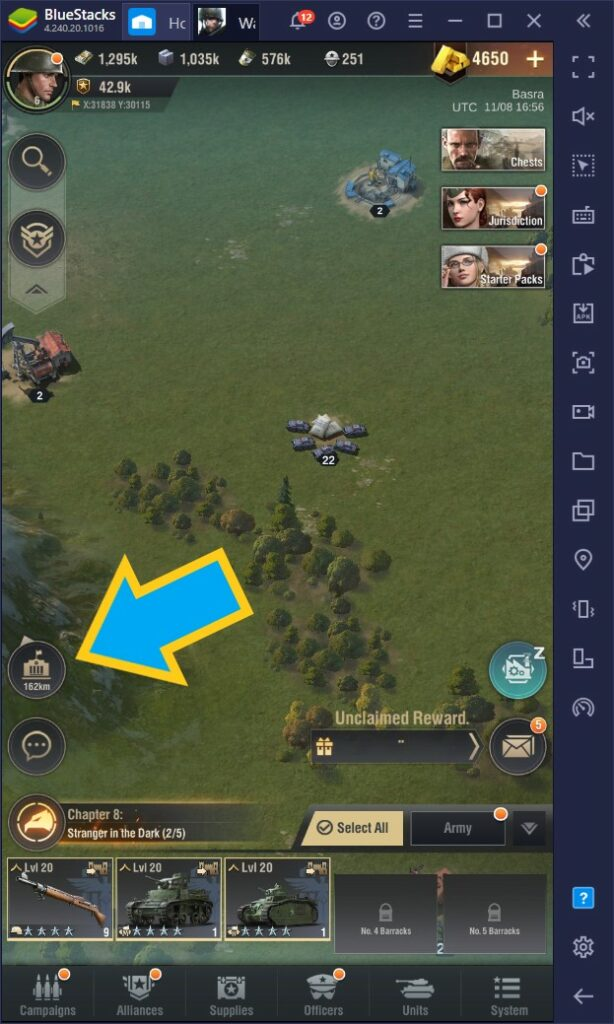 لعبة Warpath على جهاز الكمبيوتر – كيفية تثبيت ولعب هذه اللعبة الإستراتيجية الجديدة للهاتف المحمول على جهاز الماك أو الكمبيوتر الشخصي