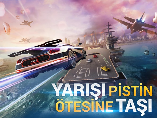 Asphalt 8: Airborne İndirin ve PC'de Oynayın 17