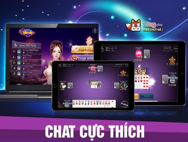 Chơi Zing Play Tienlen on pc 4
