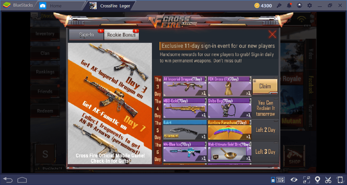 Crossfire Legends Weapons Guide: Where To Get Them, When To Use Them