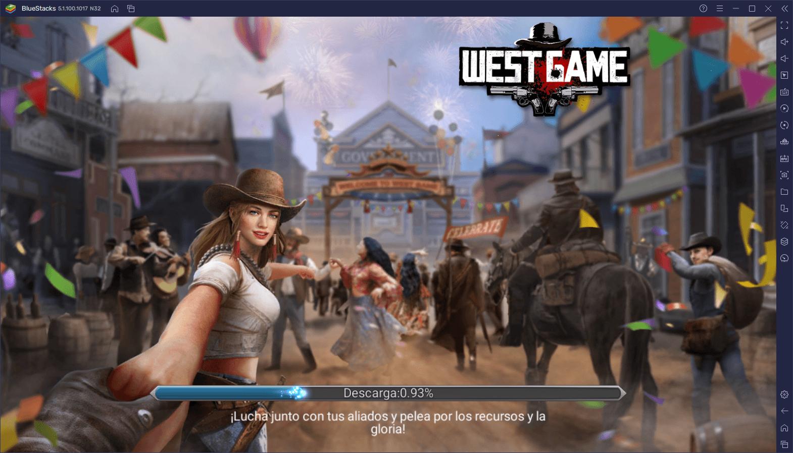 West Game en PC – Cómo Instalar y Jugar Este Juego de Estrategia en tu Computadora