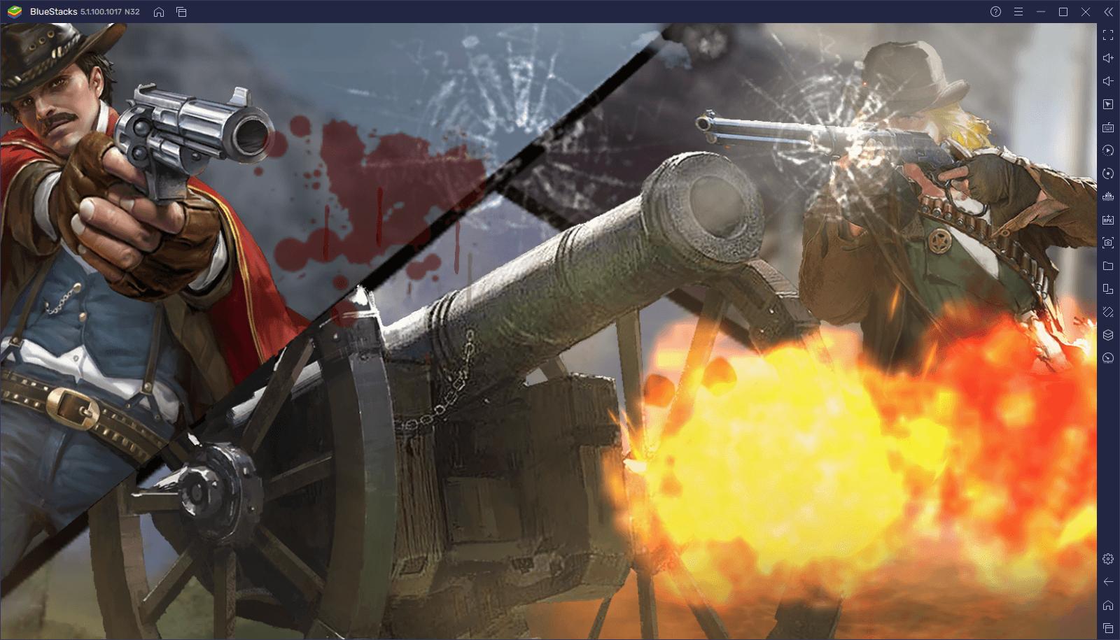 West Game en PC – Guía Informativa Sobre las Tropas y Cómo Crear tu Ejército