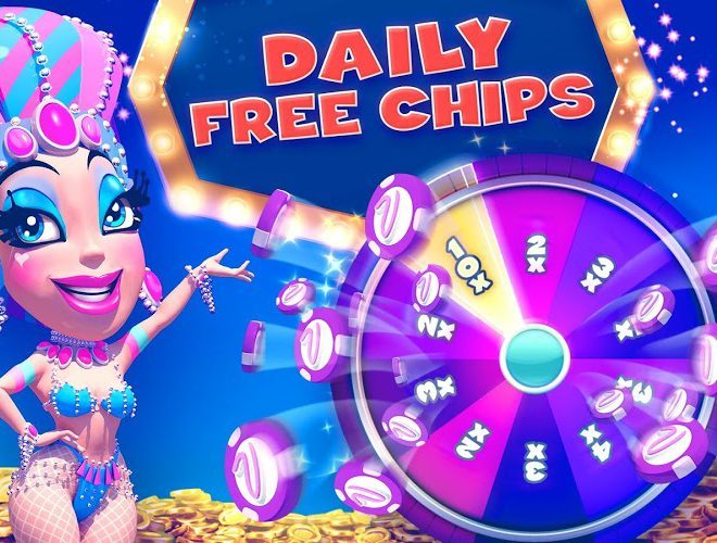 Play myVEGAS Slots – Free Casino! on PC 7