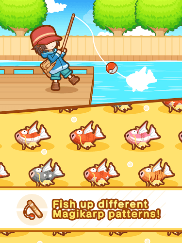 Play Pokémon: Magikarp Jump on pc 15