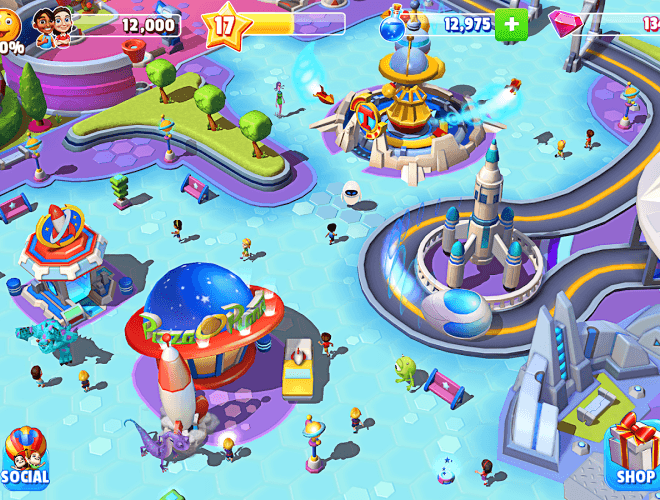Play Disney Magic Kingdoms on PC 13