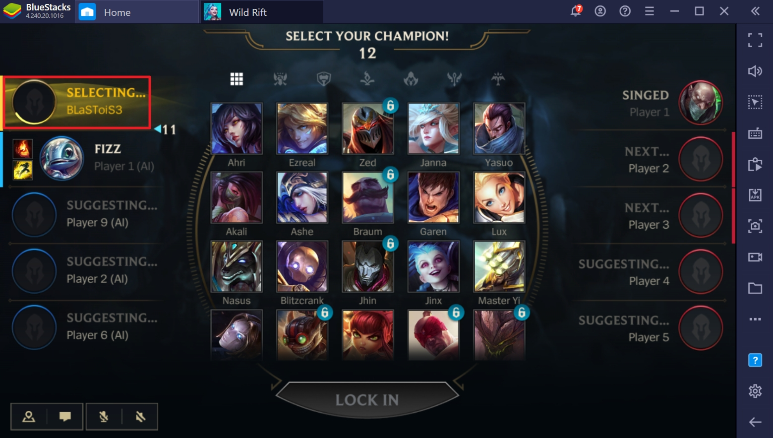 Riot Games to Add Role Select Feature in League of Legends: Wild Rift
