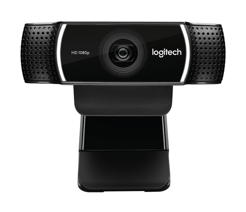 Win a Logitech HD Pro Webcam for Live Streaming!