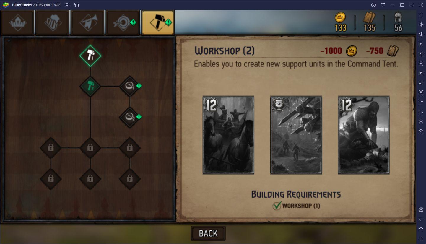 The Witcher Tales: Thronebreaker Başlangıç Rehberi