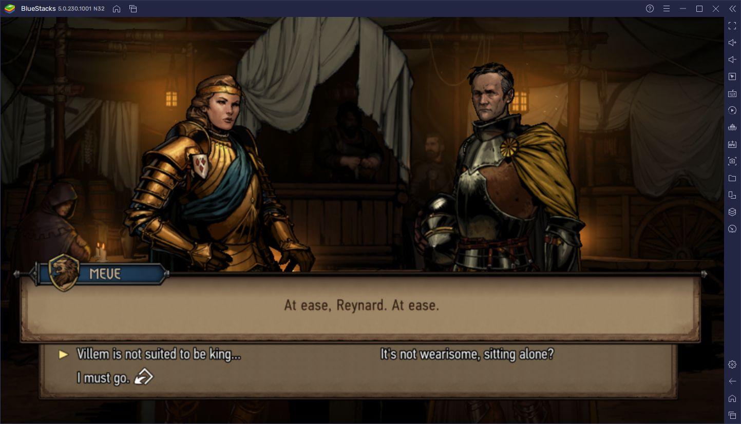 The Witcher Tales: Thronebreaker İçin BlueStacks İpuçları