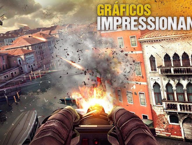 Jogue Modern Combat 5: Blackout para PC 18