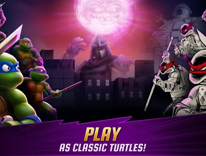 Play Ninja Turtles: Legends on PC 10