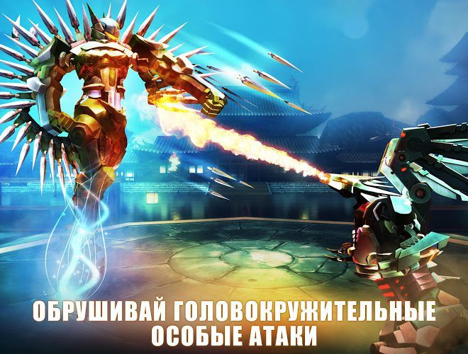 Играй Ultimate Robot Fighting on pc 12