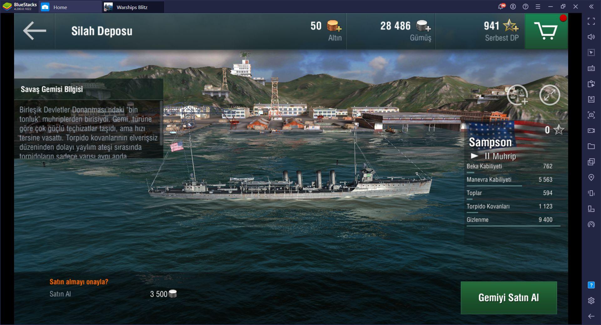 World of Warships Blitz Oyunundaki En İyi Gemiler