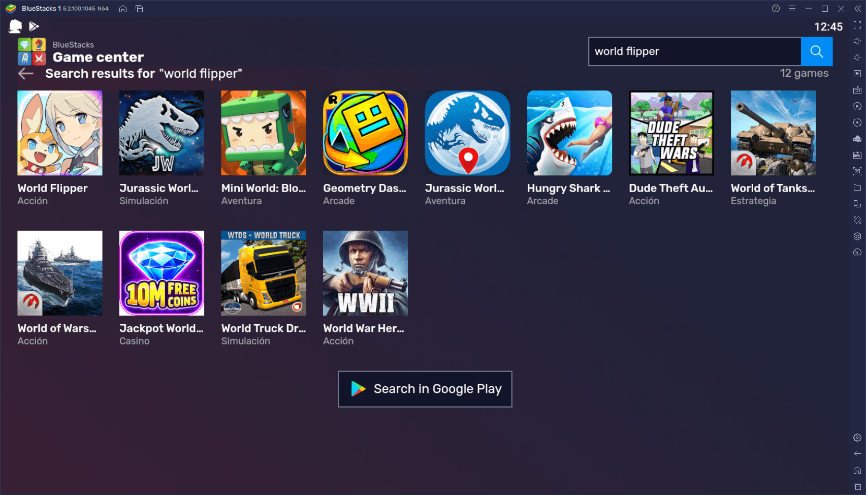 How to Install and Play World Flipper on PC with BlueStacks