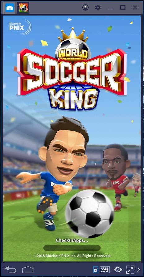 World Soccer King เกมฟุตบอลเกรียนขั้นบ้า ฮาขั้นเทพ