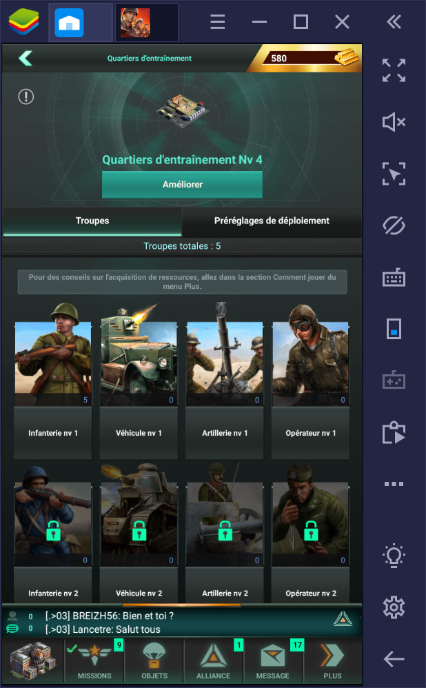 World War Rising: Comment jouer sur BlueStacks
