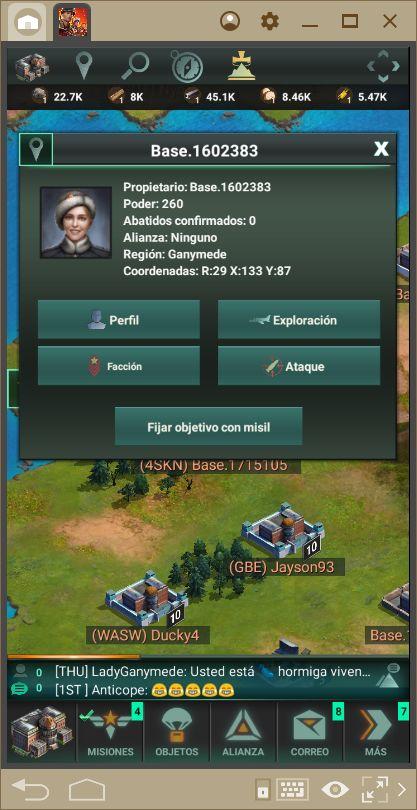 Cómo Aumentar tu Potencial de Combate en World War Rising