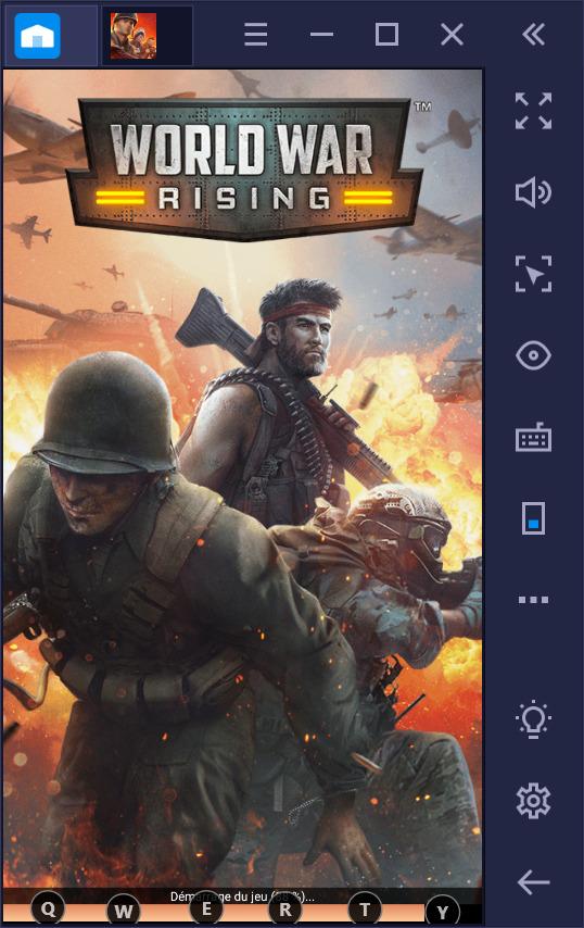 World War Rising: Trucs et astuces pour débuter