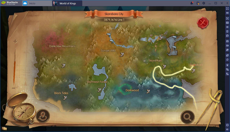 World of Kings: Descubre Qué Hay de Nuevo en la Versión 2.0