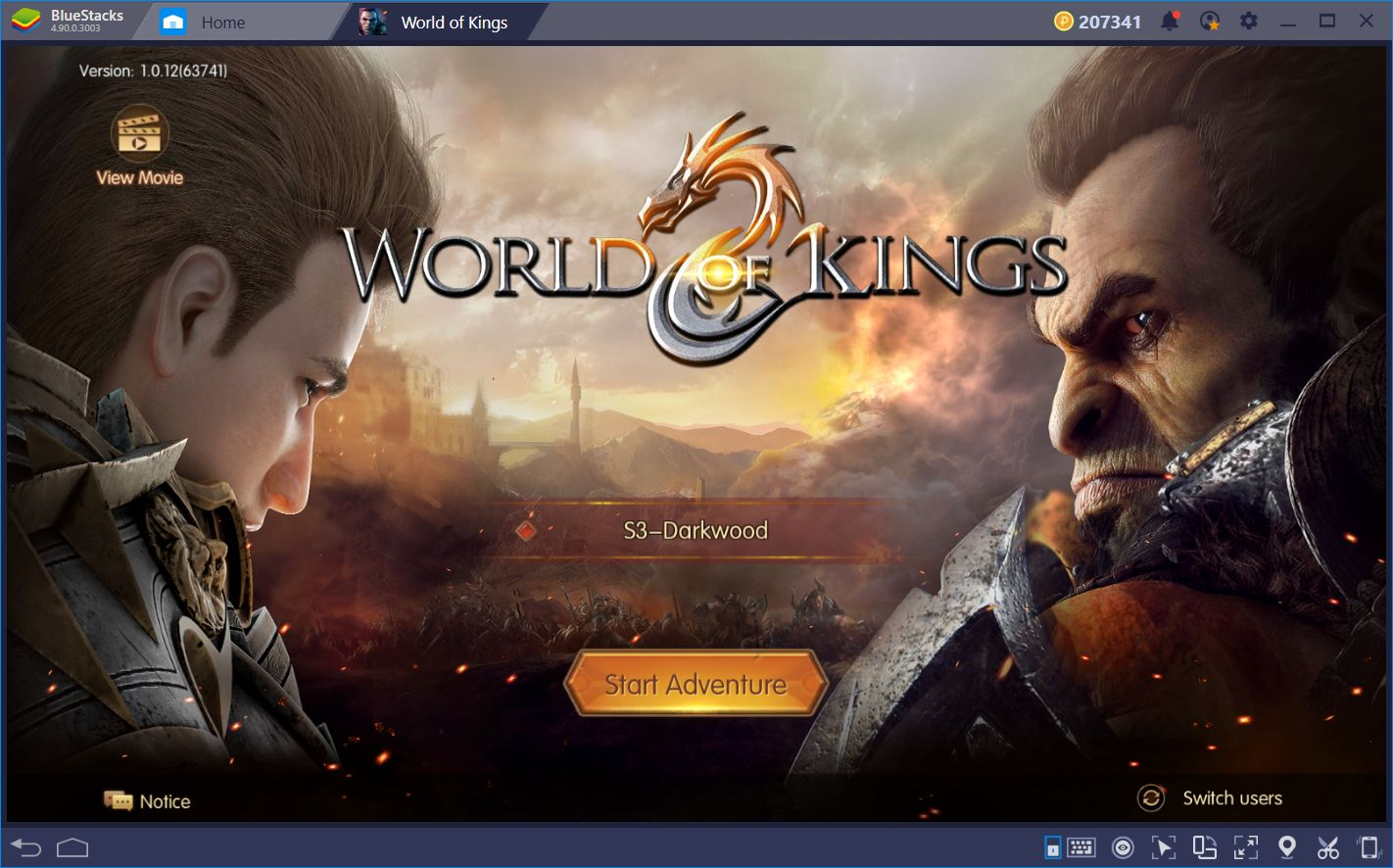 Cómo Empezar tu Aventura en World of Kings