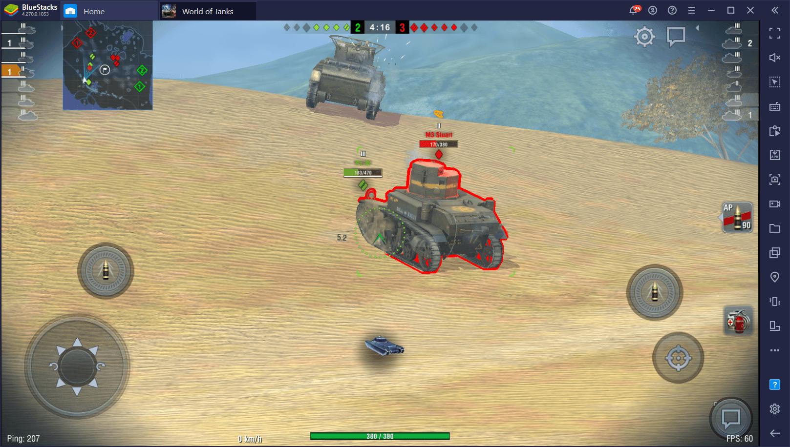 Beginner's Combat Guide for World of Tanks Blitz – The Basics of Tank Warfare
