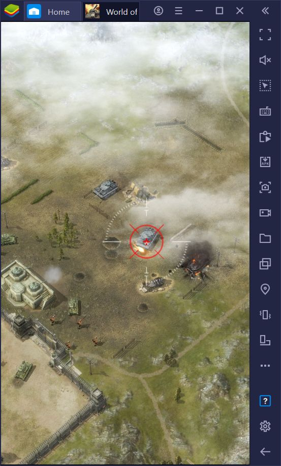 World of War Machines on PC – How to Use BlueStacks Tools to Conquer Your Enemies
