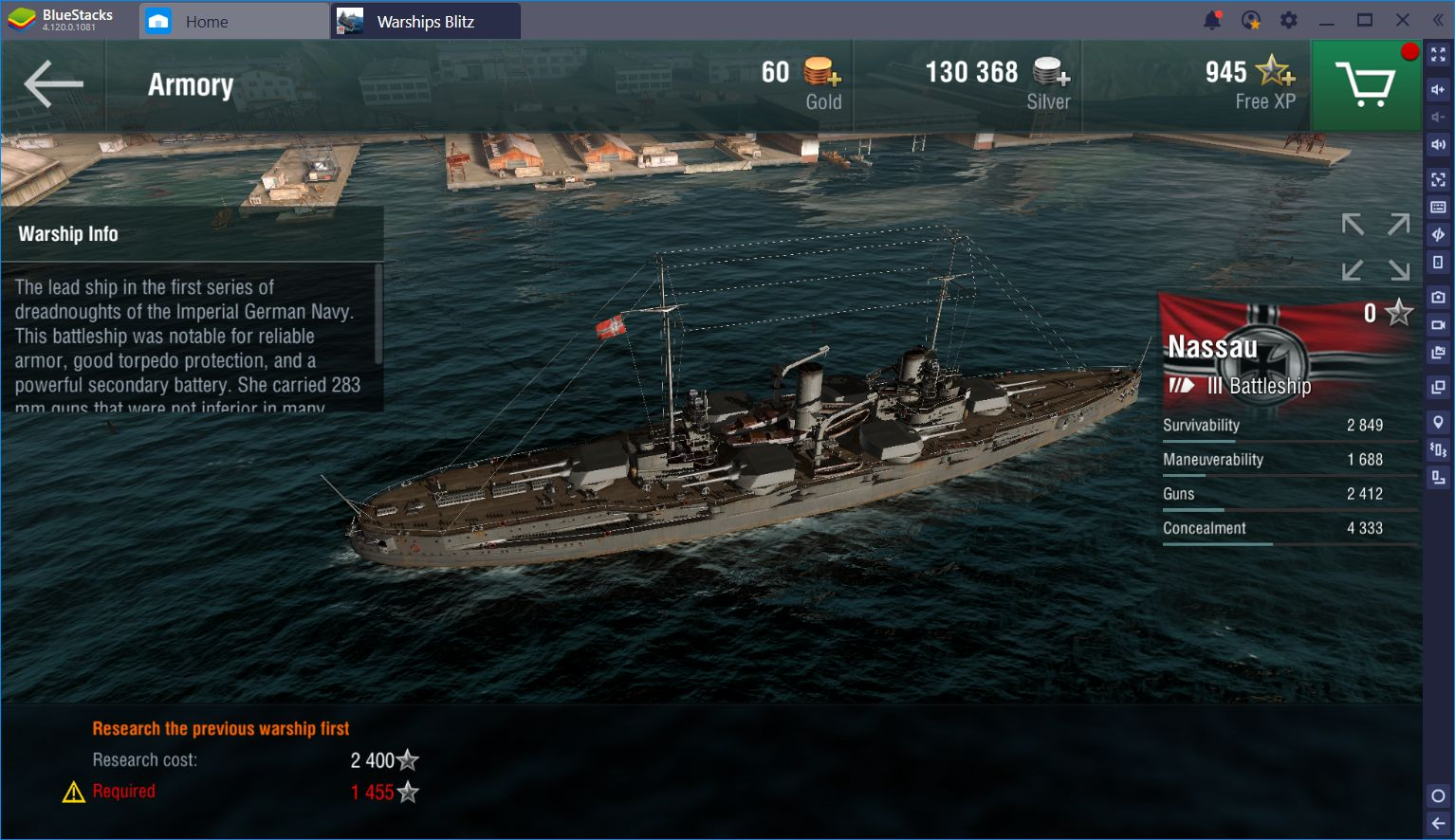 Ship Types and Best Vessels in World of Warships Blitz