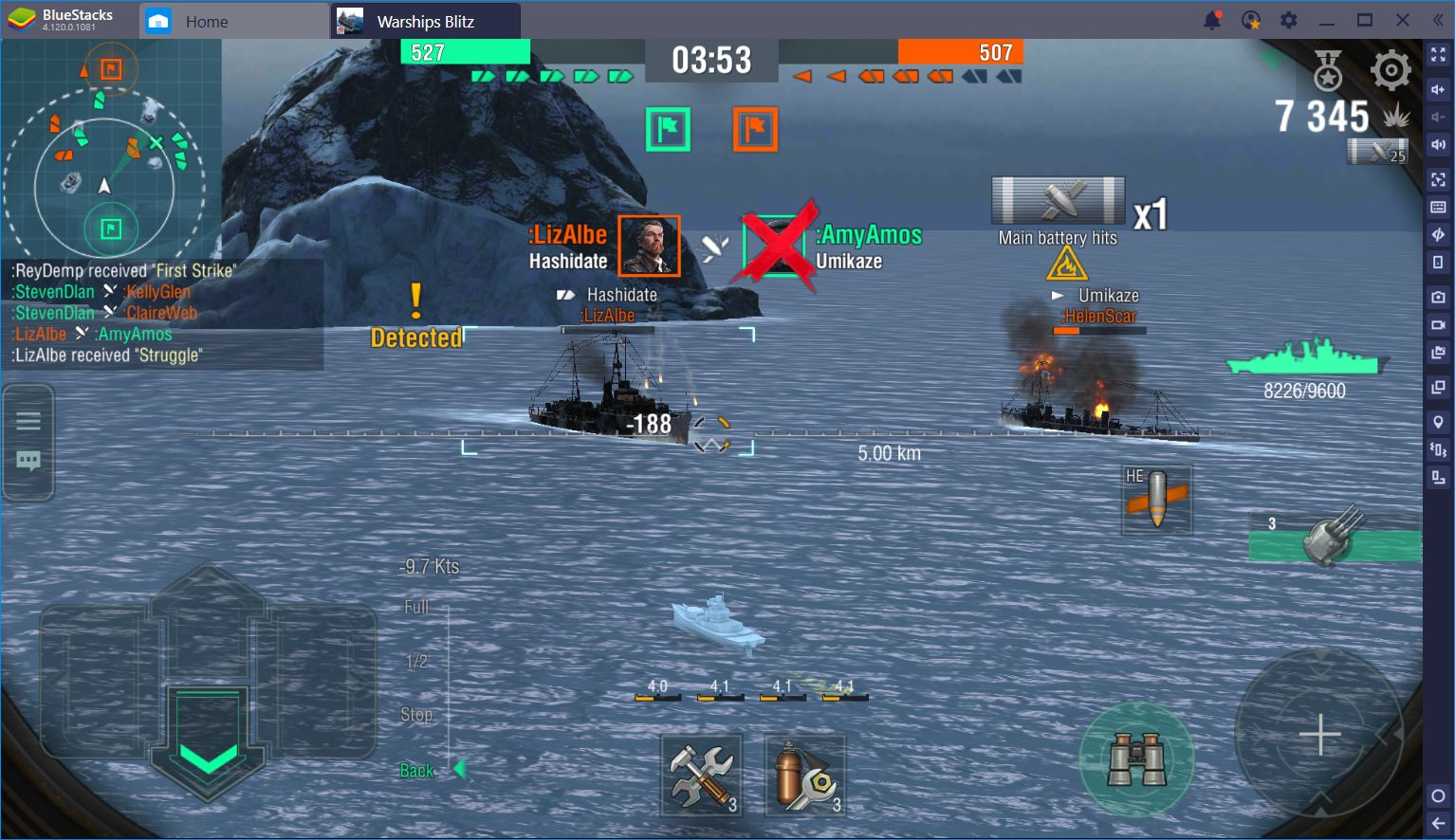World of Warships Blitz on BlueStacks: The Best Navy Game?
