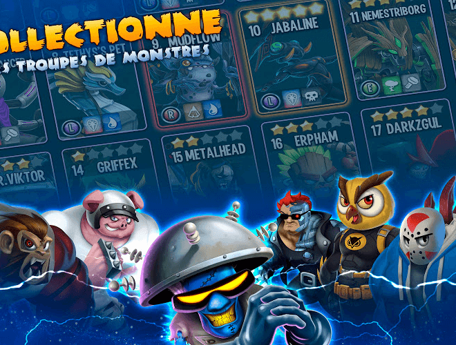 Jouez à  Monster Legends – RPG sur PC 10