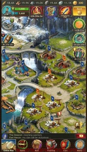 Jouez à  Vikings War of Clans sur PC 9