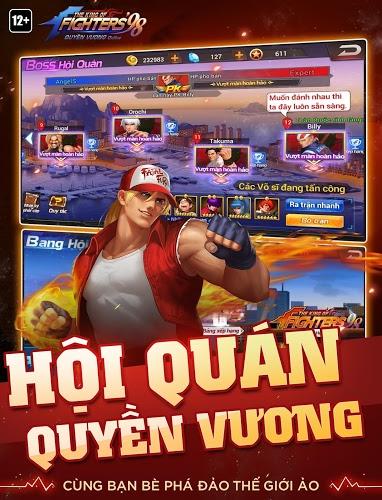 Chơi Quyền Vương 98 on PC 5