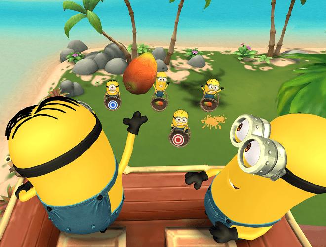 Играй Minions Paradise on pc 7