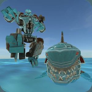 즐겨보세요 Robot Shark on PC 1