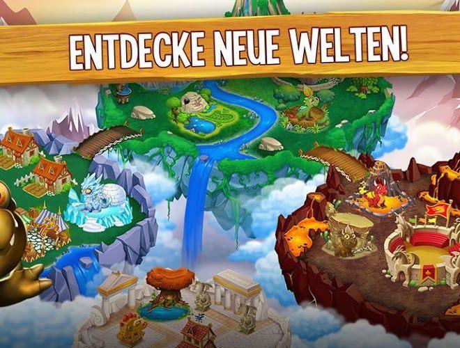 Spiele Dragon City auf PC 18