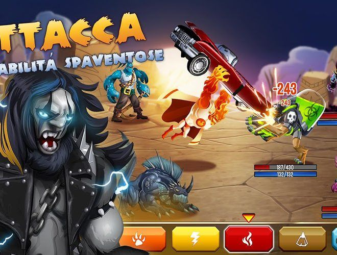 Gioca Monster Legends on PC 10