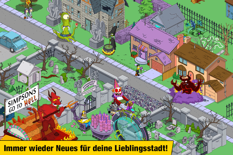 Spiele Die Simpsons™ Springfield für PC 11
