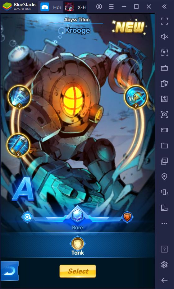 How to Play X-HERO: Idle Avengers on Your PC With BlueStacks