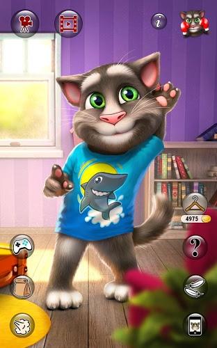 Play Talking Tom Cat 2 on PC 11