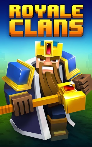 Play Royale Clans – Clash of Wars on PC 12