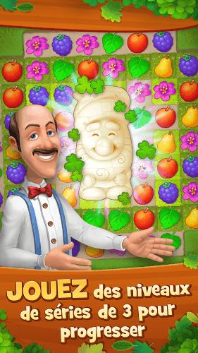 Jouez à  Gardenscapes sur PC 3