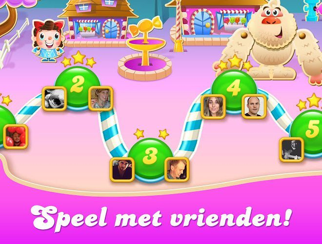 Speel Candy Crush Soda Saga on PC 18