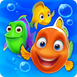 Играй Fishdom: Deep Dive На ПК 1