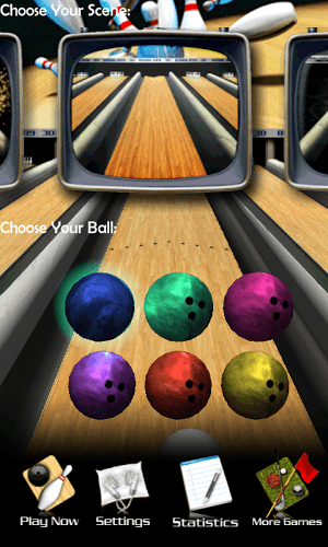 Play 3D Bowling on PC 2