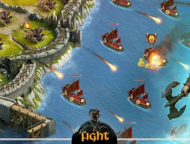 Play Vikings War of Clans on PC 6