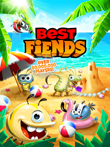 Chơi Best Fiends – Puzzle Adventure on PC 13